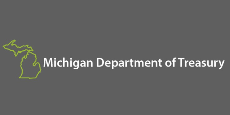 Michigan Department of Treasury Logo
